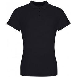 Kleidung Damen T-Shirts & Poloshirts Awdis JP100F Schwarz