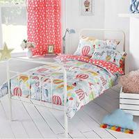 Home Kinder Bettbezug Riva Home Single Bunt