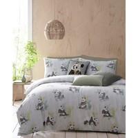 Home Bettbezug Furn Single Grün