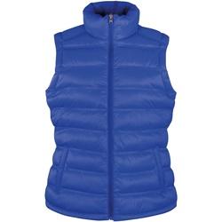 Kleidung Damen Jacken Result R193F Marineblau