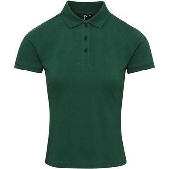 Kleidung Damen T-Shirts & Poloshirts Premier PR632 Flaschengrün