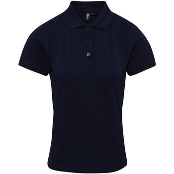 Kleidung Damen T-Shirts & Poloshirts Premier PR632 Marineblau