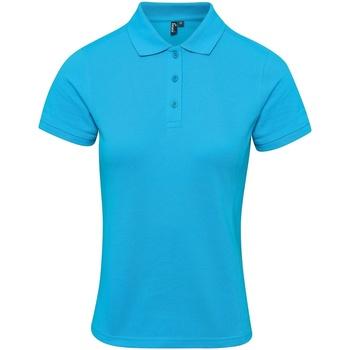 Kleidung Damen T-Shirts & Poloshirts Premier PR632 Türkis