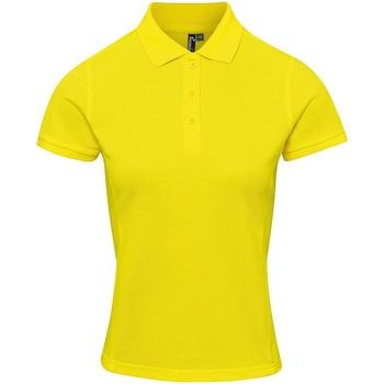 Kleidung Damen T-Shirts & Poloshirts Premier PR632 Gelb