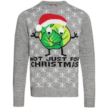 Kleidung Sweatshirts Christmas Shop CJ004 Grau