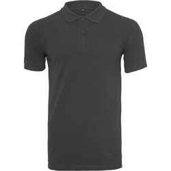 Kleidung Herren T-Shirts & Poloshirts Build Your Brand BY008 Schwarz