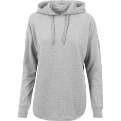 Kleidung Damen Sweatshirts Build Your Brand BY037 Grau