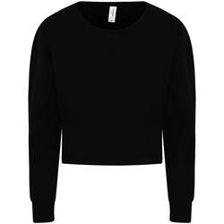 Kleidung Damen Sweatshirts Awdis JH035 Schwarz
