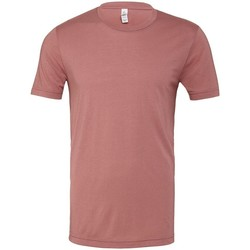 Kleidung T-Shirts & Poloshirts Bella Canvas CV003 Violett