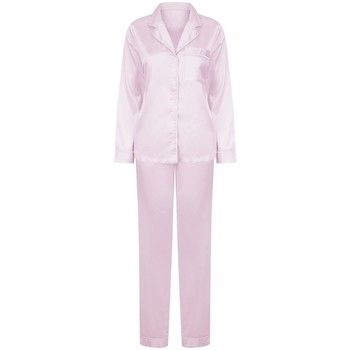 Kleidung Damen Pyjamas/ Nachthemden Towel City TC055 Helles Pink