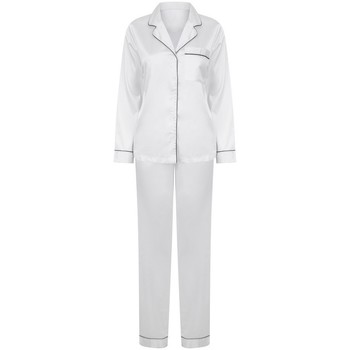 Kleidung Damen Pyjamas/ Nachthemden Towel City TC055 Weiß