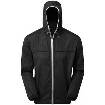 Kleidung Herren Jacken Asquith & Fox AQ201 Schwarz/Weiß