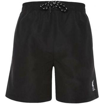Kleidung Herren Shorts / Bermudas Liverpool Fc  Schwarz