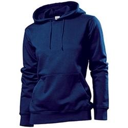 Kleidung Damen Sweatshirts Stedman  Marineblau