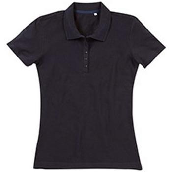 Kleidung Damen T-Shirts & Poloshirts Stedman Stars  Schwarz