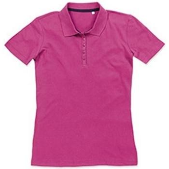 Kleidung Damen T-Shirts & Poloshirts Stedman Stars  Pink