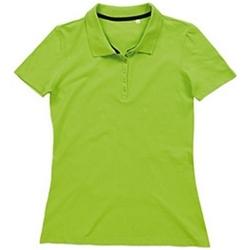 Kleidung Damen T-Shirts & Poloshirts Stedman Stars  Neongrün