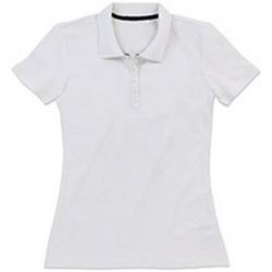 Kleidung Damen T-Shirts & Poloshirts Stedman Stars  Weiß