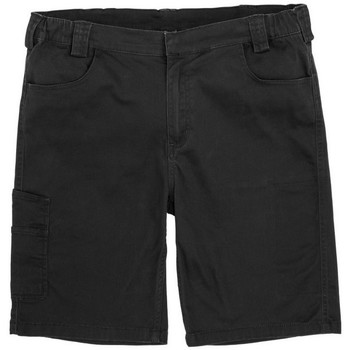 Kleidung Herren Shorts / Bermudas Result R471X Schwarz