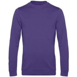 Kleidung Herren Sweatshirts B&c WU01W Violett