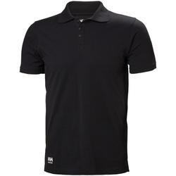 Kleidung Herren T-Shirts & Poloshirts Helly Hansen 79167 Schwarz