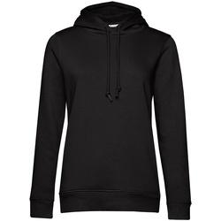 Kleidung Damen Sweatshirts B&c WW34B Schwarz