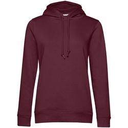 Kleidung Damen Sweatshirts B&c WW34B Burgunder