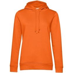 Kleidung Damen Sweatshirts B&c WW34B Orange