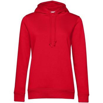 Kleidung Damen Sweatshirts B&c WW34B Rot