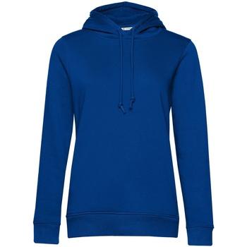 Kleidung Damen Sweatshirts B&c WW34B Königsblau