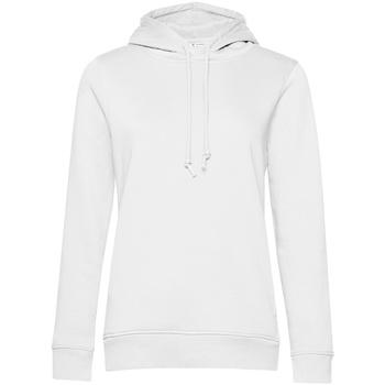 Kleidung Damen Sweatshirts B&c WW34B Weiß