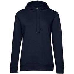 Kleidung Damen Sweatshirts B&c WW34B Marineblau