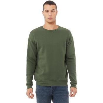 Kleidung Herren Sweatshirts Bella + Canvas CA3945 Militärgrün