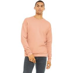 Kleidung Sweatshirts Bella + Canvas CA3945 Pfirsich