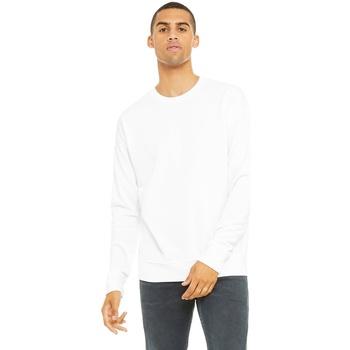 Kleidung Sweatshirts Bella + Canvas CA3945 Weiß
