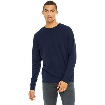 Kleidung Herren Sweatshirts Bella + Canvas CA3945 Marineblau