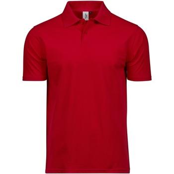 Kleidung Herren T-Shirts & Poloshirts Tee Jays TJ1200 Rot