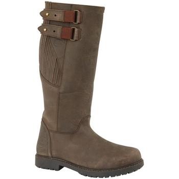 Schuhe Herren Stiefel Woodland  Rot