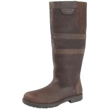 Schuhe Damen Stiefel Woodland  Rot
