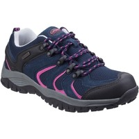 Schuhe Herren Wanderschuhe Cotswold  Blau