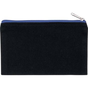 Taschen Kosmetiktasche Kimood KI0720 Schwarz