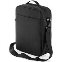 Taschen Jungen Schultasche Quadra QD922 Schwarz