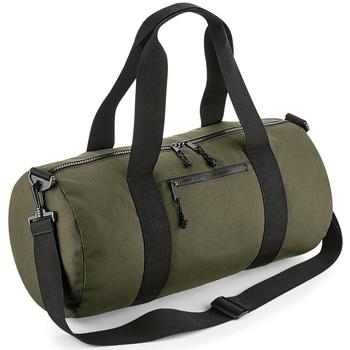 Taschen Sporttaschen Bagbase BG284 Militärgrün