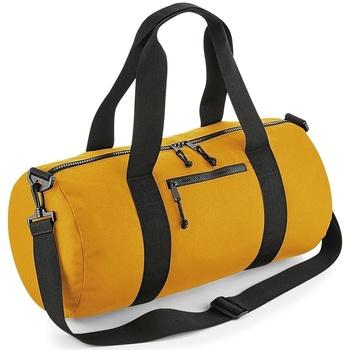 Taschen Sporttaschen Bagbase BG284 Senffarben