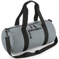 Taschen Sporttaschen Bagbase BG284 Grau