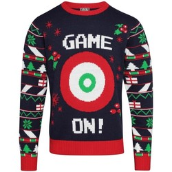 Kleidung Herren Sweatshirts Christmas Shop  Marineblau