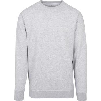 Kleidung Herren Sweatshirts Build Your Brand BY075 Grau