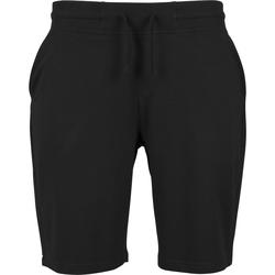 Kleidung Herren Shorts / Bermudas Build Your Brand BY080 Schwarz