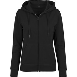 Kleidung Damen Sweatshirts Build Your Brand BY069 Schwarz