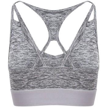 Kleidung Damen Sport BHs Awdis JC019 Grau